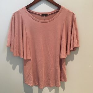 Soprano blush pink blouse